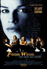 FREEDOM WRITERS Movie POSTER 11x17 Hilary Swank Patrick Dempsey Imelda Staunton