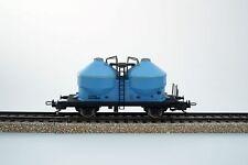 Artículos de modelismo ferroviario analógicos de plástico de color principal azul