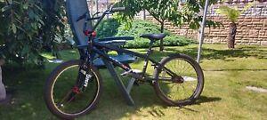 Mongoose R50 Stunt 20 inch BMX bike