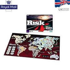 Risk: The Game Of Strategic Conquest Board Game Family Fun Faster Game Play UK