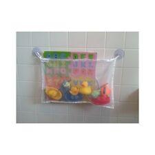 Bath Toy Bag Hanging Storage Bathtime Play Organizer