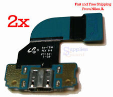 Samsung Galaxy Tab 3 8.0 SM-T310 USB Charger Charging Port Flex Dock Cable LOT 2