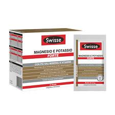 SWISSE MAGNESIO E POTASSIO FORTE 24 buste