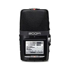 ZOOM H2n Handy Portable Recorder Digital Audio Linear PCM