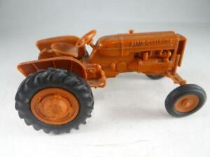 Vintage Plastic Toy Kaysun Manitowoc WI Model Tractor Allis Chalmers 1940s Old