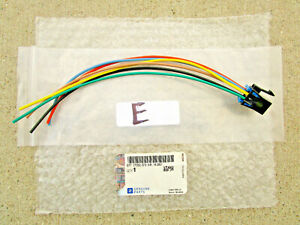 05 - 10 CHEVY COBALT HEATER CLIMATE FAN SPEED CONTROL CONNECTOR WIRE HARNESS NEW