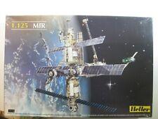 Heller 1/125 Mir Russian Satellite #80442