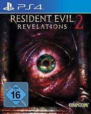 Residente Evil Revelations 2 1xps4 de segunda mano