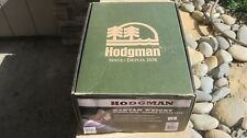 Hodgman Bantam Weight Wading Shoes Rubber Nipple Sole 6951 Brown Men's 9 NEW
