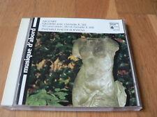 Ensemble Boeykens - Mozart : Quintette avec Clarinette - Clarinet Quintet -CD HM