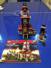 LEGO Harry Potter The Burrow (4840) Incomplete