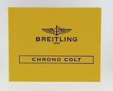 Breitling Chrono Colt Booklet Mnaual