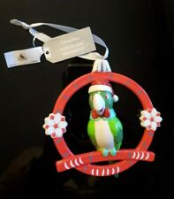 Disney Parks Authentic The Enchanted Tiki Room Jose Ornament Brand New With Tags