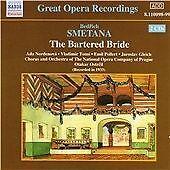Smetana: The Bartered Bride [Recorded 1933], Ostrcil, Otakar, Very Good CD