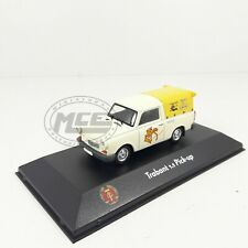 1/43	COCHE CAR ED TRABANT 1.1 1990 PICK-UP CLOSED CERRADO LONA ATLAS EDITION