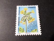FRANCE 2011 timbre préoblitéré 261 FLEURS, PRIMEVERE neuf**, MNH STAMP FLOWERS