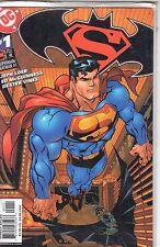 fumetto DC SUPERMAN / BATMAN AMERICANO  NUMERO 1