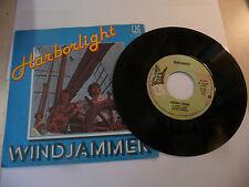 "WINDJAMMER""HARBORLIGHT-disco 45 giri ELEKTRA italy 1977"" PERFETTO"
