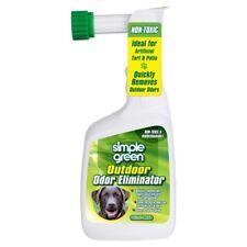 Pet Odor Eliminator 32 Oz. Quickly Removes Outdoor Odors Fresh Scent Non Toxic