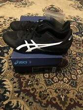 Asics,Hyper MD 7,Track Shoes,Spikes,black,1091A018,Size 12,mens,New,nib