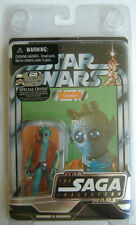 STAR WARS 'SAGA COLLECTION ' GREEDO - VINTAGE STYLE CARD