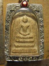 Somdej Toh Wat Rakhang Thai Buddha , 160 yr old Phim Yai beautiful  casing