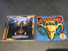 ALBUM CD 666  - PARADOXX - 14 Titres + DIABLO CD 3 titres