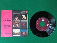 Disco Vinile 45 Giri 7'' RCA (1965) MARIO LANZA - AVE MARIA SCHUBERT/BACH-GOUNOD