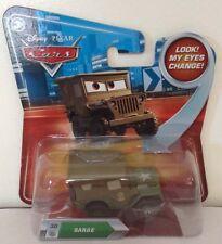 Disney Pixar Cars Look My Eyes Change Sarge #30 Diecast Vehicle Lenticular