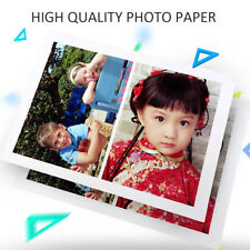 A4 100Sheets High Glossy Photo Papers For EPSON Canon HP Ink-jet Ink Jet Printer