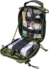 """Maxpedition FR-1 Medical Pouch 0226G Main: 7"""" x 5"""" x 3"""" with full zipper opening"""