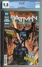 Batman #90 CGC 9.8 1st Full App Designer