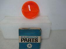 1962-68 Dodge Truck Models 100 to 1000 EX A100 RH orLH T/Signal Lens NOS 2448254