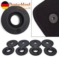 8x Fußmatten Gummimatten Befestigungen Clips Halter Druckknopf Für Opel Astra