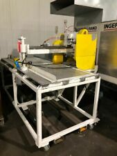 Industrial Sliding Table Saw Woodworking Machinery Pneumatic Or Welding Table