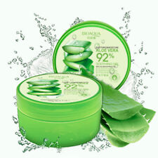 300ml Nature Aloe Vera 92% Soothing Gel Moisturiser Face Sensitive Skin Care WOW