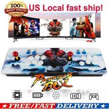 3D Plus Game Pandora's Box 2400in1 Video Games 2 Players Retro Arcade Console HD