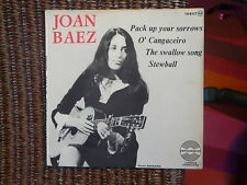 JOAN BAEZ Pack up your sorrows 15807