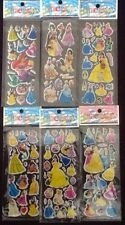 Unbranded Multi Cartoons & Characters Scrapbooking Stickers