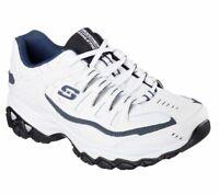 MISMATCHED Skechers Men's After Burn Memory Fit Reprint Memory Foam Shoes 50127