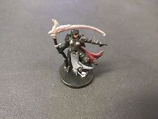D&D Dungeons & Dragons Miniatures Dragoneye Cleric of Nerull #30