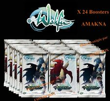 WAKFU série AMAKNA display de 24 boosters 15 cartes DOFUS les Lames Fatales NEUF