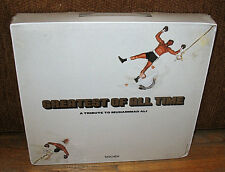 New Sealed Greatest Of All Time A Tribute to Muhammad Ali GOAT Carton Box 2010