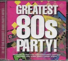 CD 21T GREATEST 80's KIM WILDE/BLONDIE/DURAN DURAN/YAZOO/CULTURE CLUB....NEUF