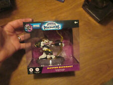 SKYLANDERS IMAGINATORS MASTER BUCKSHOT MAGIC BOWSLINGER  SENSEI FIGURE IN HAND
