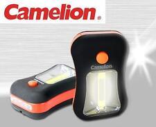 New Camelion SL7280N COB 200 lumens LED Work Lamp Torch Flashlight ( 3A, AAA )