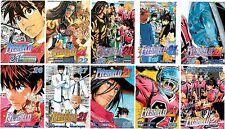 Eyeshield 21 Series English Manga Collection Books 21-30 BRAND NEW!
