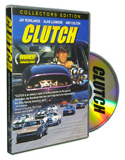 CLUTCH the movie DVD   Action/ Drama Movie with TONS OF MUSCLE CARS IN IT!