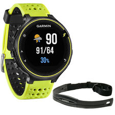 Garmin Forerunner 230 GPS Running Watch + Heart Rate Monitor - Force Yellow