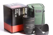 Sigma AF 28-70mm D  2.8 EX Asperical  for Nikon